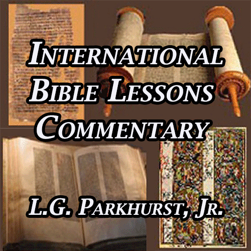The International Bible Lesson Commentary
